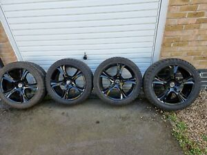 20' Wheels Land Rover Discovery 2 3 4 Range Sport 5x120 All Terrain Winter Tyres
