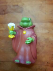 "Vintage TWEEG Alchemy 1986 Poseable 3.5"" tall TEDDY RUXPIN Worlds of Wonder"