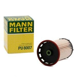 Mann Fuel Filter fits Porsche CAYENNE 92A 3.0 Diesel 4.2 S Diesel