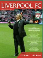 Liverpool v Manchester United PROGRAMME RIP GERRY MARSDEN 16th January 2021