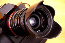 Sony E/FE Mount. Hanimex MC 28 mm Manual Focus Large Lentille. Alt SEL28f20