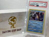 Gyarados 33/147 Rare Holo - PSA 9 MINT - Burning Shadows - Pokemon TCG 2017
