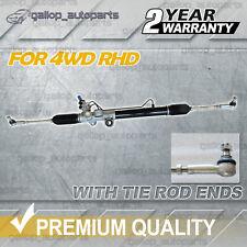 Power Steering Rack for Isuzu D-Max DMAX 4WD 10/2008-06/2012 RHD