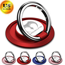 New 360 Rotating Finger Metal Ring Stand Holder For Cell Phone iPhone Universal