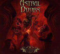 ASTRAL DOORS - WORSHIP OR DIE (DIGIPAK)   CD NEU