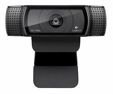 Logitech HD Pro Webcam C910 Widescreen 1080p Camera     BD0004