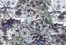 Giant Wall mural photo Wallpaper 368x254cm Shades Floral design