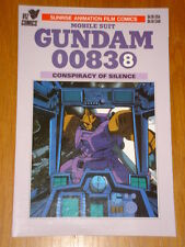 MOBILE SUIT GUNDAM 0083 #8 CONSPIRACY OF SILENCE GN