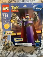 Lego Pixar Toy Story Construct-a-Zurg (7591) Brand New In Box