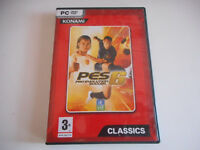 JEU PC DVD ROM - PRO EVOLUTION SOCCER 6