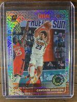 Cameron Johnson Rookie Card #208 Panini MOJO PRIZM NBA Basketball RC Suns MINT