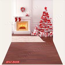 Christmas10'x20'Computer/Digital Vinyl Scenic Photo Backdrop Background SV505B88