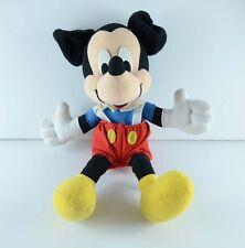 Vintage Disney Mikey Mouse Plush 12 inch