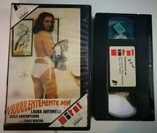 VHS VIUUULENTEMENTE MIA di Carlo Vanzina [MITEL]
