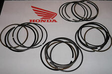 HONDA CB750 KZ F FZ FA FB DOHC PISTON RING SETS (4) NEW STD (425 Type)