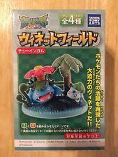 Pokemon Field Diorama Venusaur Candy Character Mini Figure Toy Anime