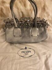 100 authentic Prada Spazzolato Crystal Bag