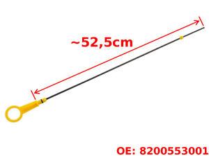 JAUGE A HUILE POUR RENAULT CLIO II MK2 III MK3 KANGOO MEGANE SCENIC 1.5DCI