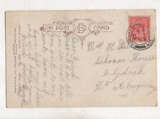 Miss H Williams Siloam House Clydach Abergavenny 1925 481b
