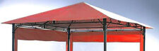 Ersatzdach zu Gartenpavillon Antik  Pavillon Partyzelt 3x3m Terra NEU & OVP