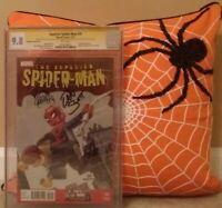 SUPERIOR SPIDER-MAN 19 CGC 9.8 SS 4X STAN LEE SLOTT STEGMAN DELGADO;LEGO FANTASY