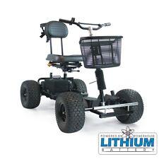 Powerhouse TITAN Single Seater Lithium Battery Electric Golf Buggy