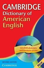 Cambridge Dictionary of American English (2007, CD-ROM / Paperback, Revised)