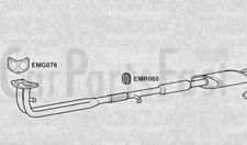 FRONT PIPE & SILENCER BOX Mitsubishi Lancer 1.5 Petrol Saloon 07/1988 to 09/1990