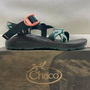 Chaco Z/Cloud Sport Sandals Punts Pine JCH1199874 Women's Size 8