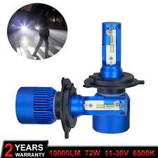 Mini H7 72W 10000LM Car LED Headlight Bulb Cree COB kit Replacement 6000K White
