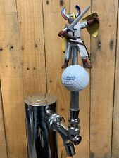 Bud Light Golf TAP HANDLE Blue Bud Light Logo Dilly Dilly Knight Beer Keg