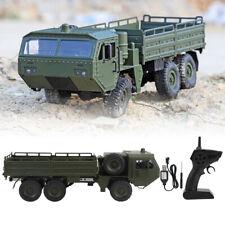 RC Lastwagen Ferngesteuerter Truck Militär LKW Sechs Rad Fahrt 1:16 RC Auto