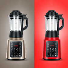 9 In 1 Multi-Function Commercial Blender Mixer Smoothie Juice Shakes 3D Heating!