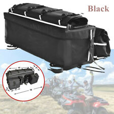 Waterproof Twin Bag Front&Rear Rack Storage Case Tool Pack for ATV UTV Quad Bike