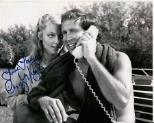 CINDY MORGAN signed CADDYSHACK 8x10 w/ coa IN-PERSON proof CHEVY CHASE CLOSEUP