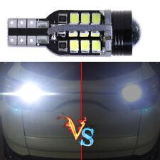 1 x T15 921 W16W Wedge 24SMD 2835 LED Bulb Lamp Super White Backup Reverse Light