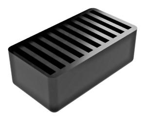 10 SD Card Holder Black