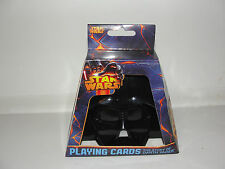 Star Wars Darth Vader Playing Cards In Helmet Case Story of Darth Vader New