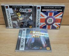 New listing Grand Theft Auto Collectors' Edition (Sony PlayStation 1, 2002)