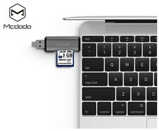 Mcdodo USB-C TYPE-C TO USB & MICRO USB SD+TF card reader for mac book PC laptop