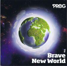 Prog Magazine CD P14 No Sound, Luna Rossa, Frank Carducci, Vespero etc.