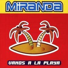 Miranda vamos a la playa (2000) [Maxi-CD]