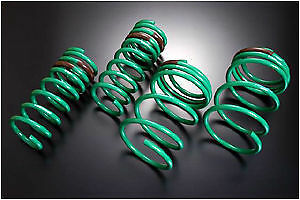 Tein S-Tech Lowering Springs - fits Mitsubishi Evo 4 / 5 / 6 CP9A