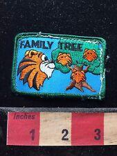 Family Tree TIGER Patch ~ Animal 74C