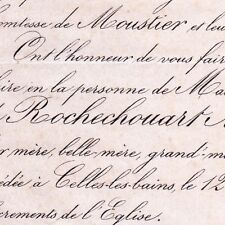 Anne Louise De Rochechouart Mortemart De Bernis 1868
