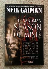 Sandman Volume 4: Season of Mists Tpb (1992) Neil Gaiman! Vertigo!