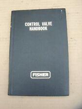 FISHER CONTROL VALVE HANDBOOK, SECOND EDITION 1977