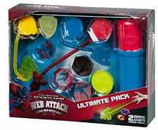 Spiderman Battle Marvel The Amazing Spider-man Web ataque 15pcs Regalo De Navidad