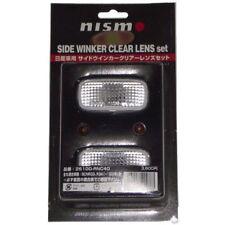 NISMO INDICATORS SIDE MARKERS R33 R34 GTR BNR34 SKYLINE GT STAGEA C34 CLEAR