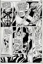 NEAL ADAMS DETECTIVE COMICS #408 P 10 ORIGINAL ART (1970)